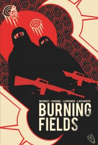 Burning Fields | Moreci, Michael. Auteur