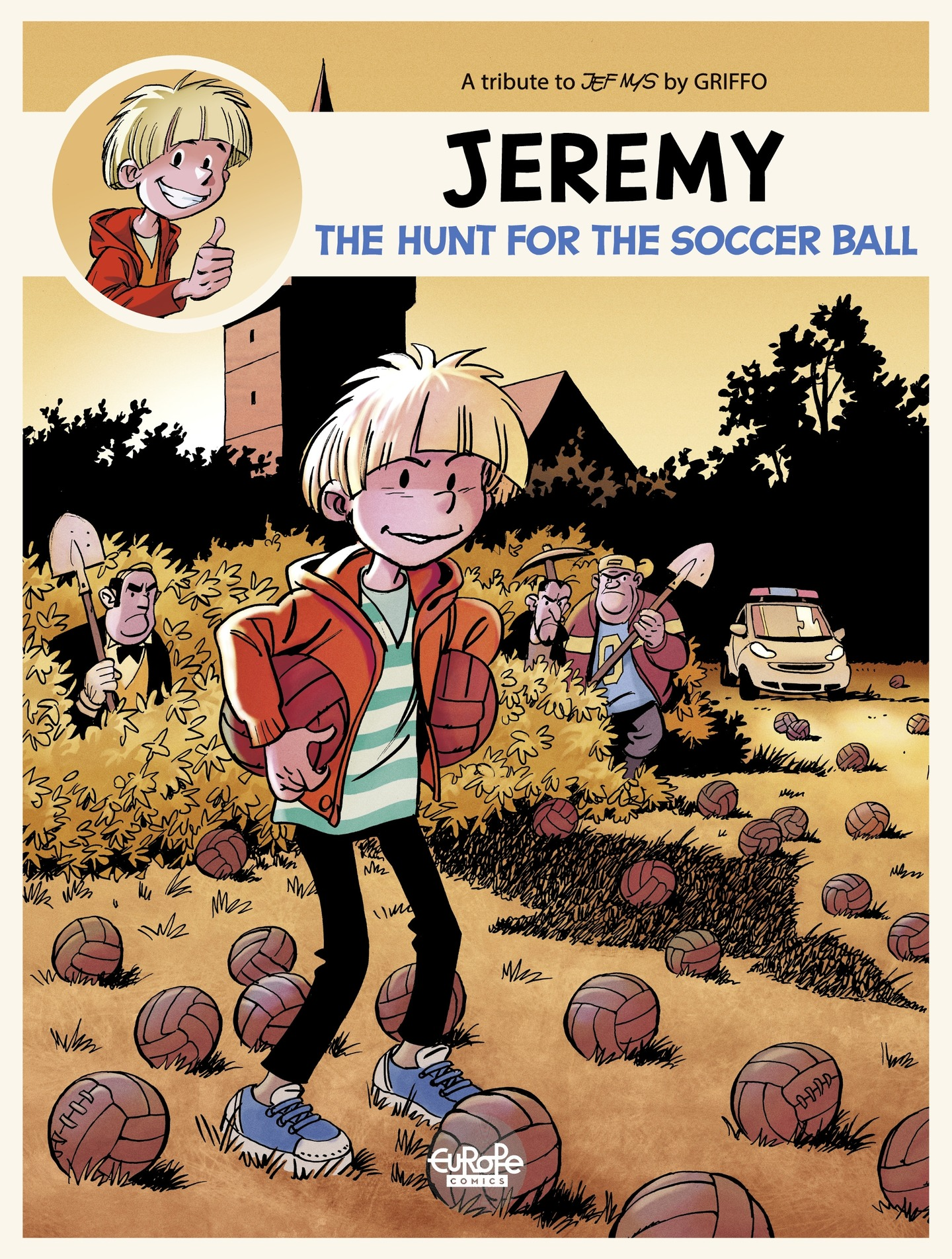 Jeremy - A tribute to... - ...