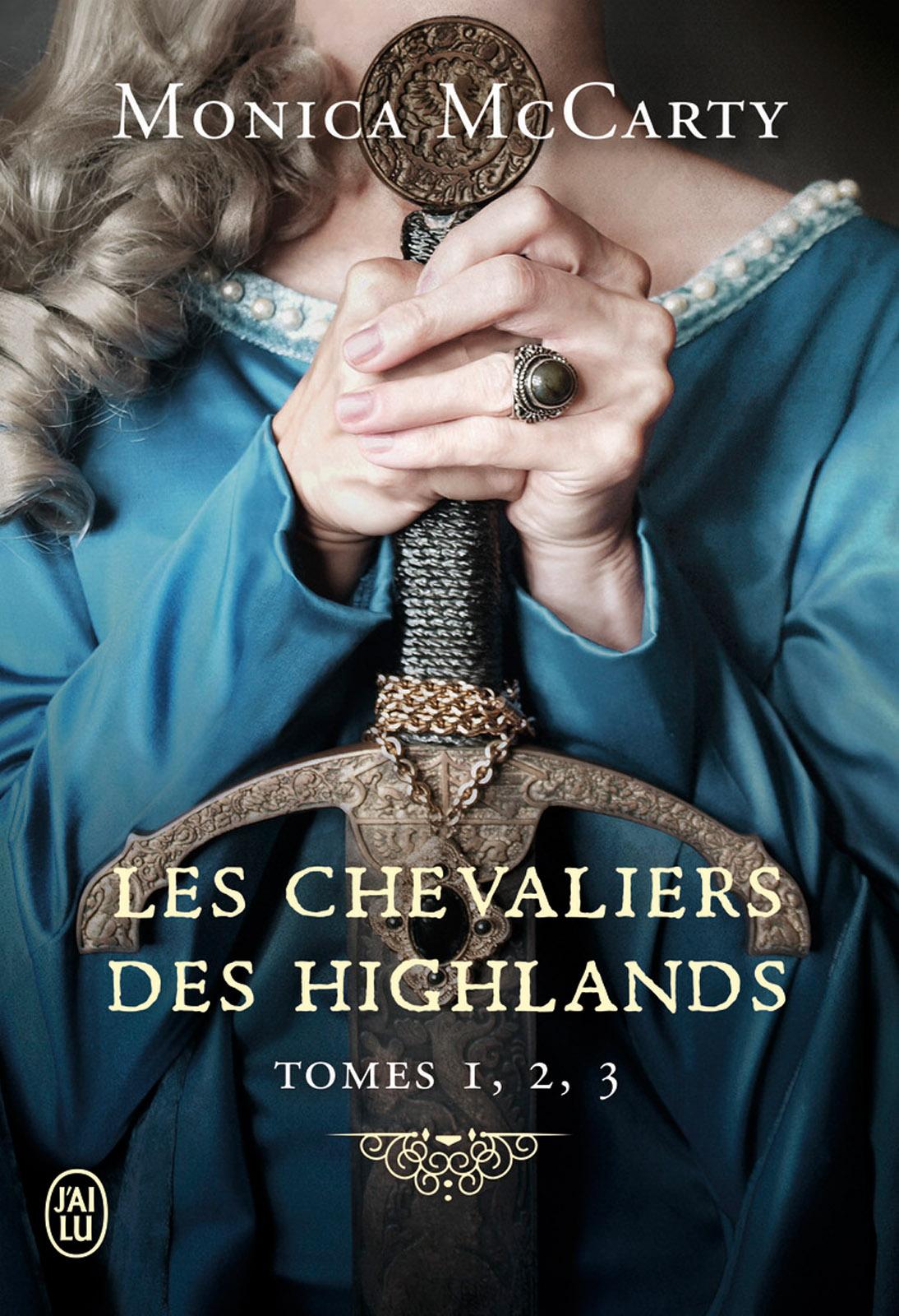 Les chevaliers des Highlands - L'Intégrale 1 (Tomes 1 à 3)