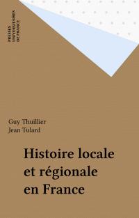 Histoire locale et régional...