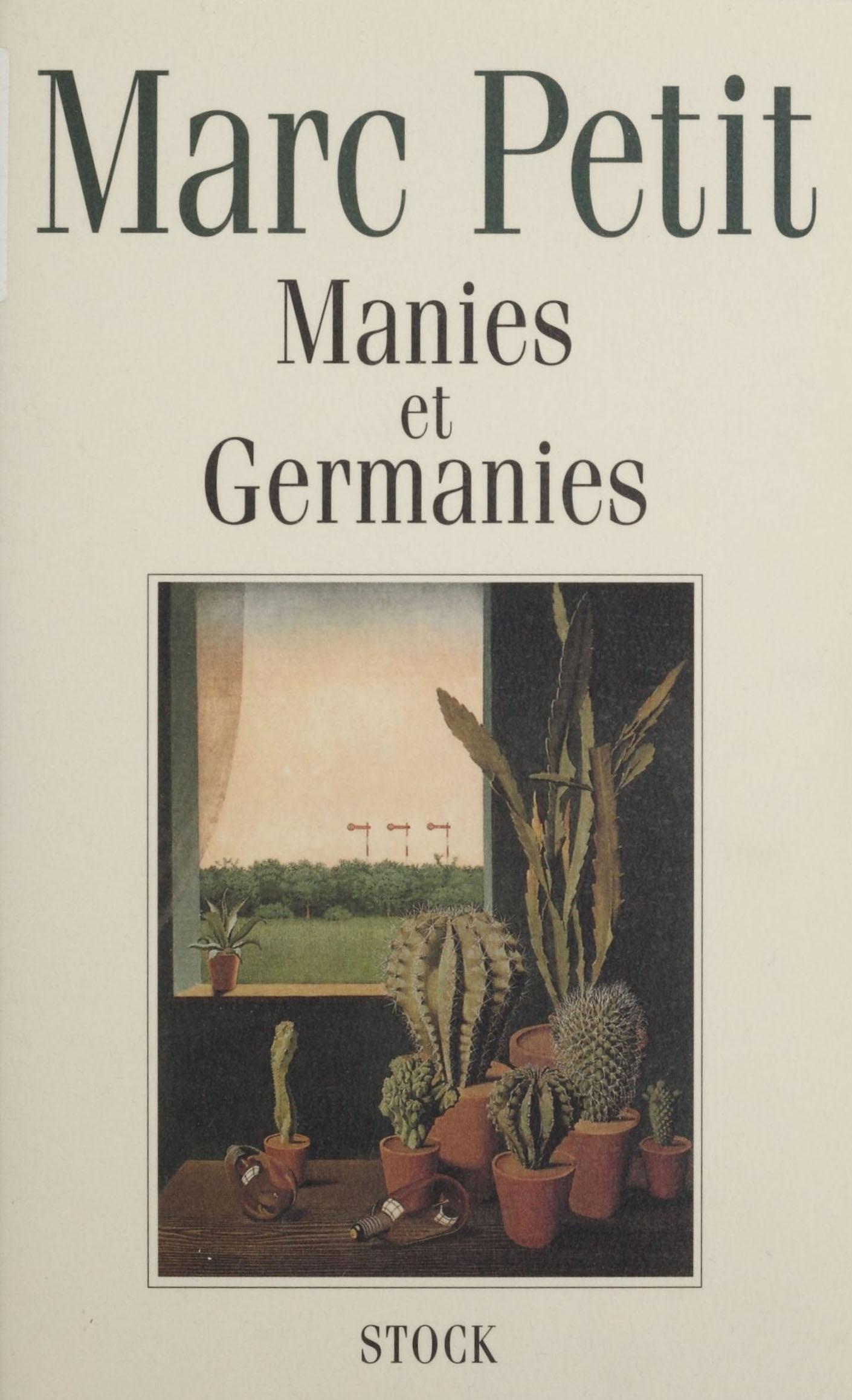 Manies et Germanies