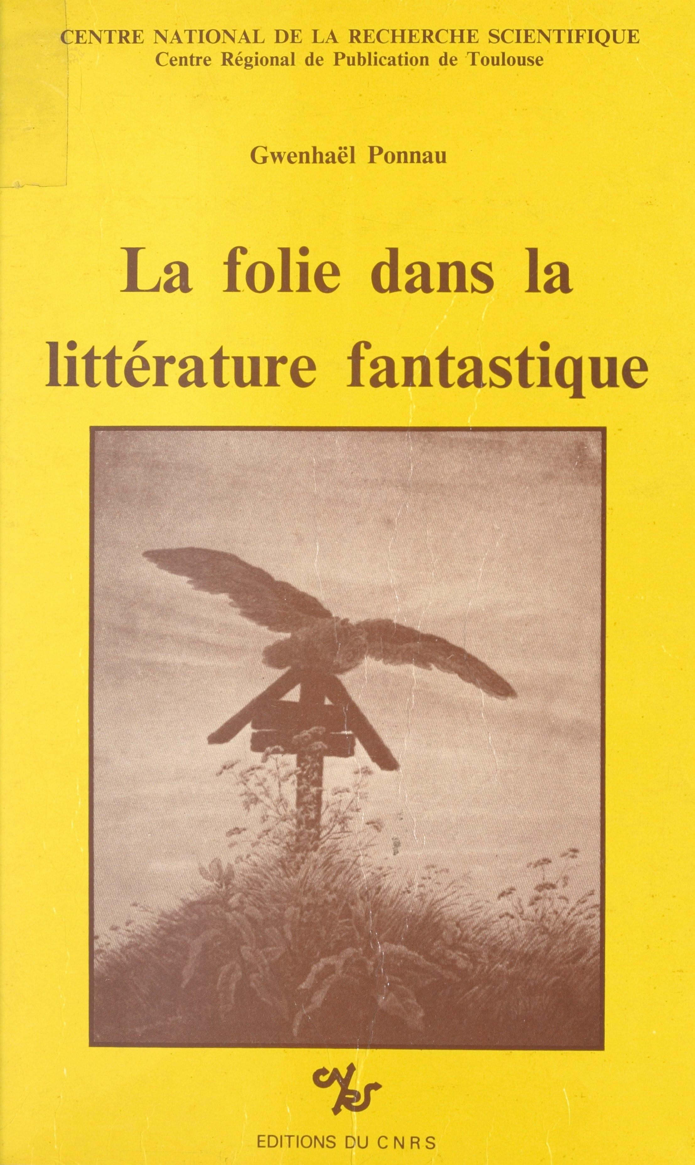 La folie dans la littératur...