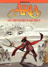 Aria – tome 4 -  Les cheval...
