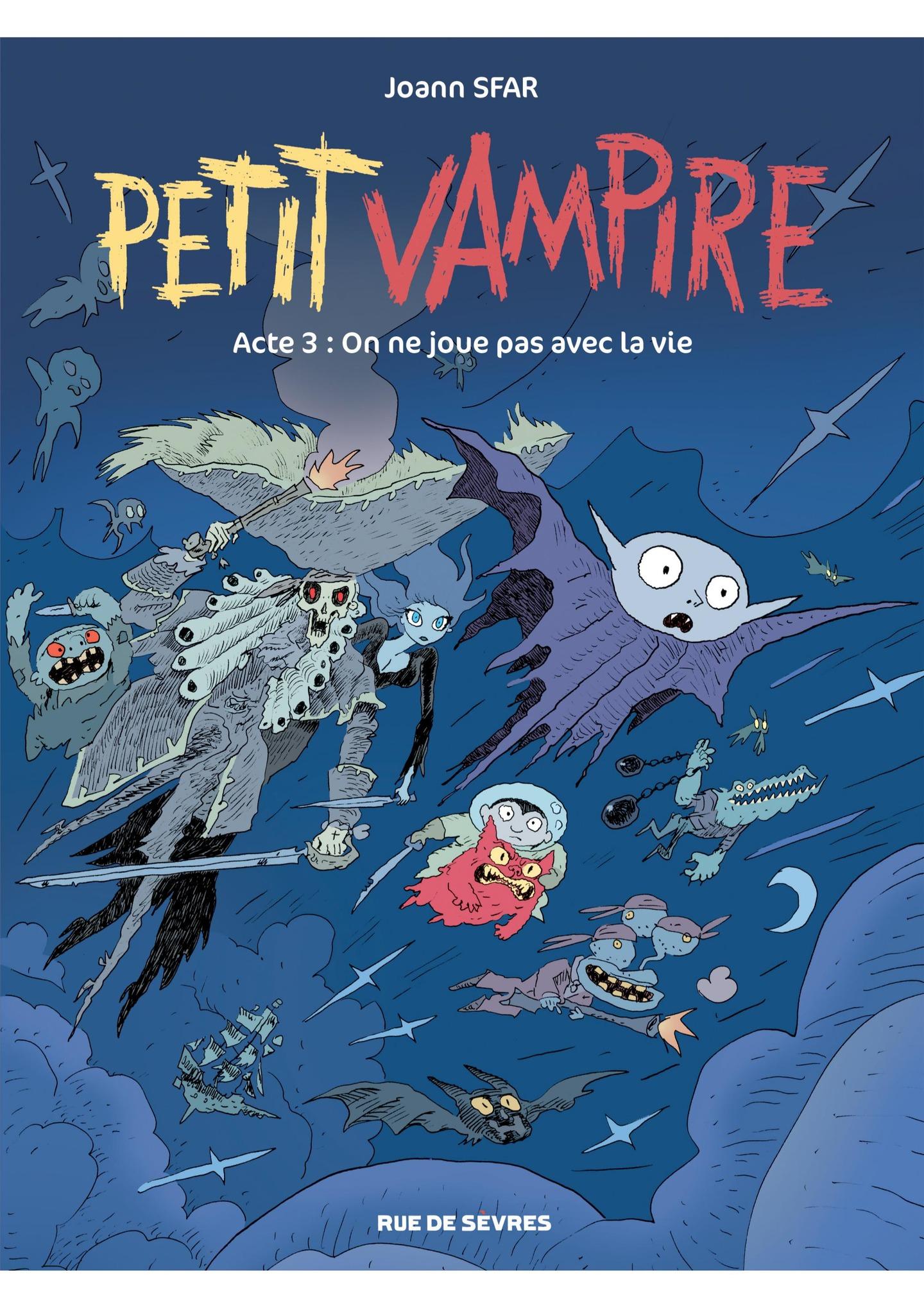 Petit Vampire - On ne joue ...