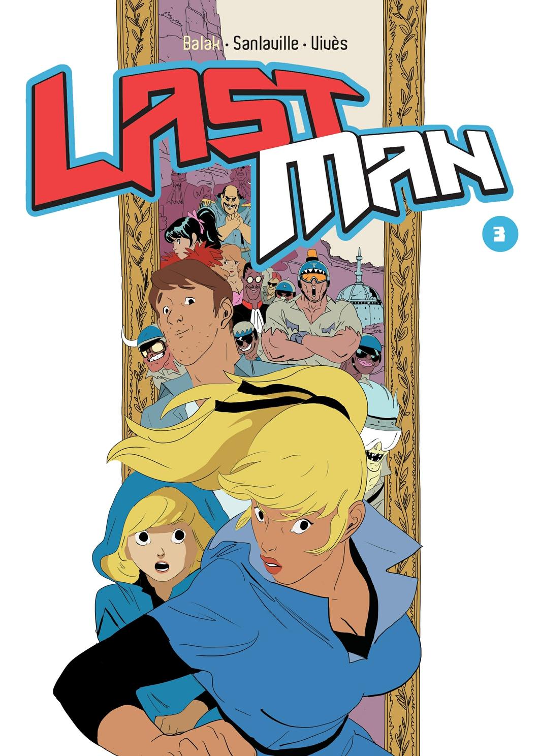 Lastman (Tome 3) | Vivès, Bastien