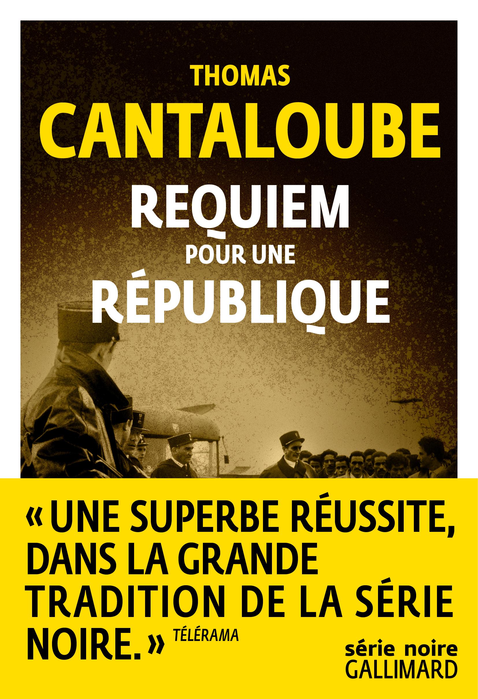 Requiem pour une République | Cantaloube, Thomas