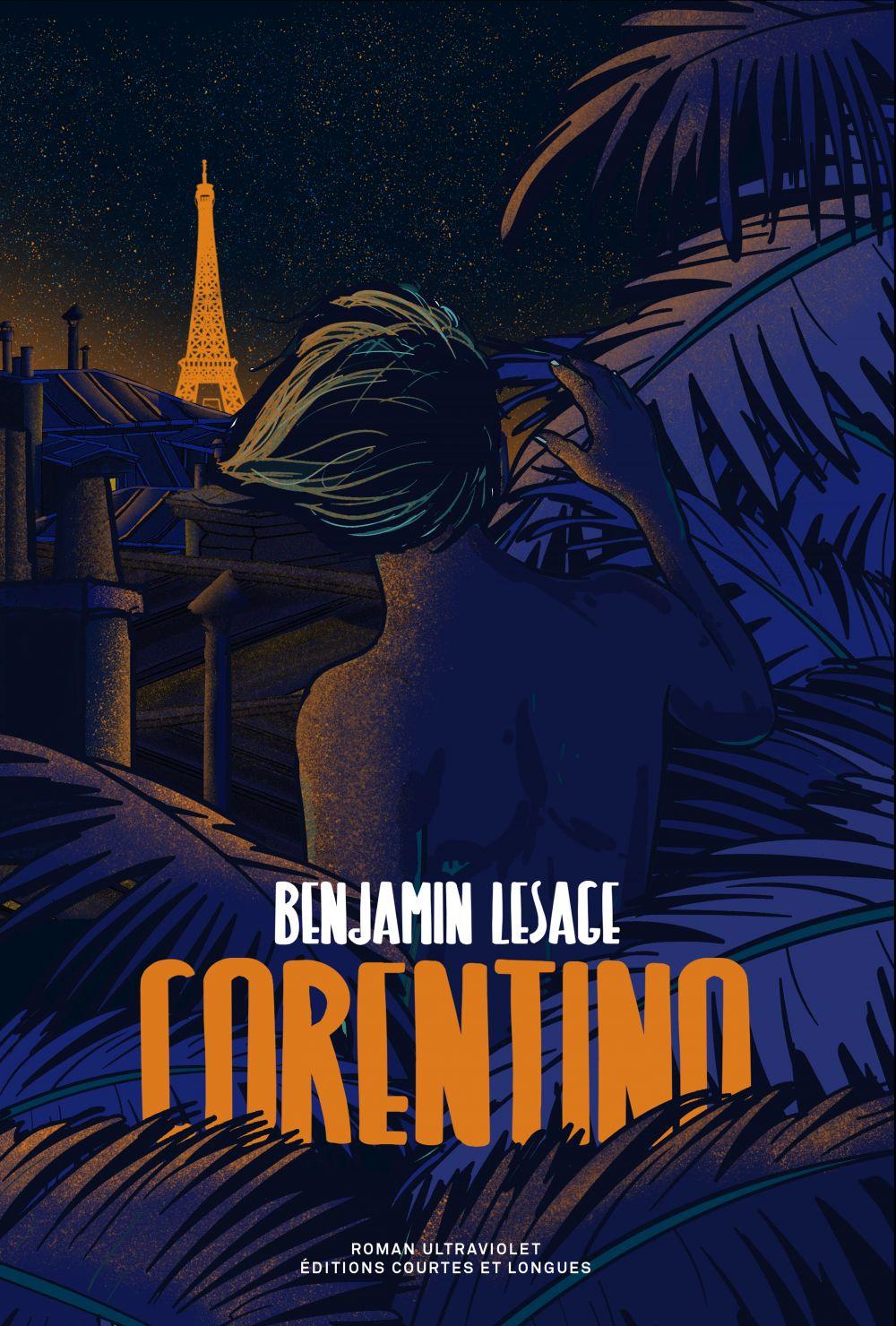 Corentino | Lesage, Benjamin (1985-....). Auteur