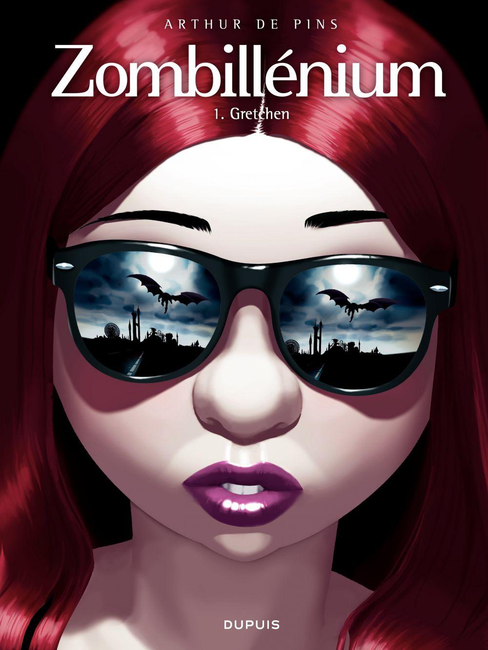 Zombillénium – tome 1 - Gretchen | De Pins, Arthur. Auteur