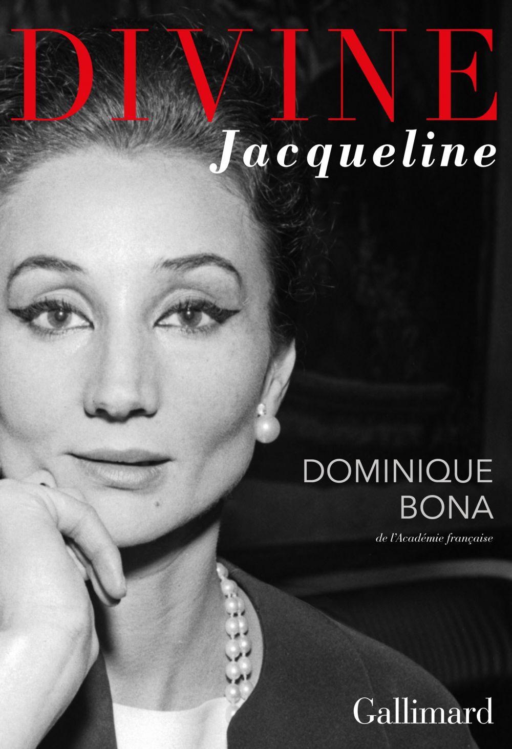 Divine Jacqueline   Bona, Dominique. Auteur