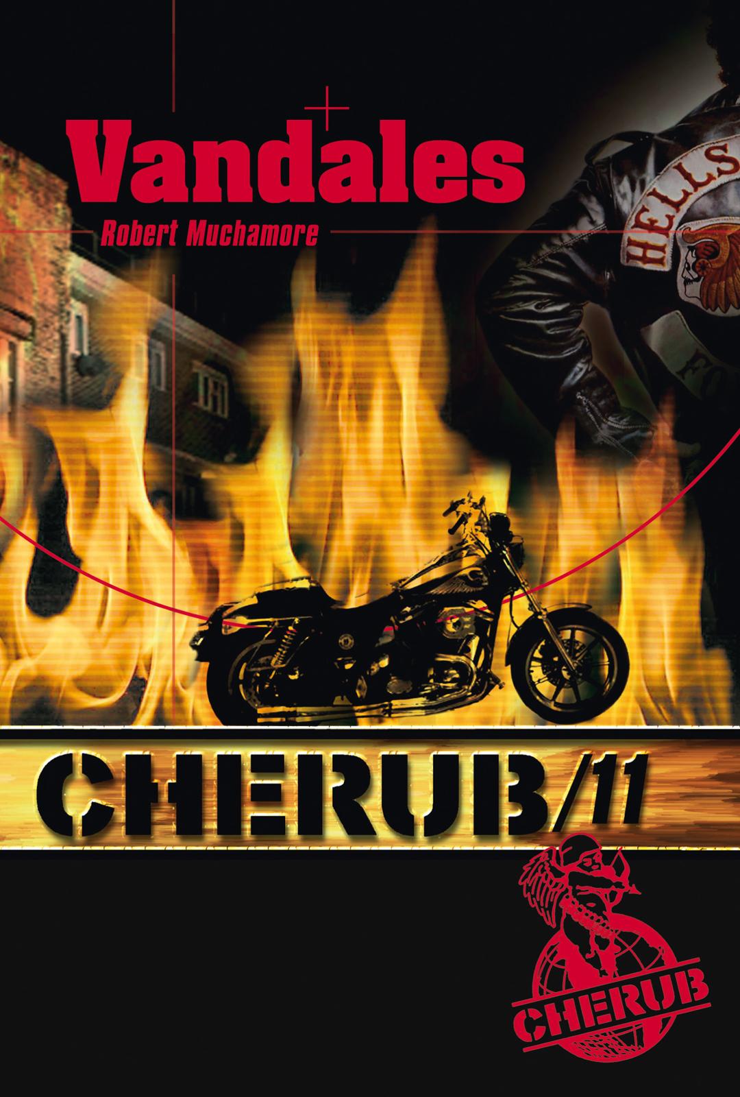 Cherub (Mission 11) - Vandales