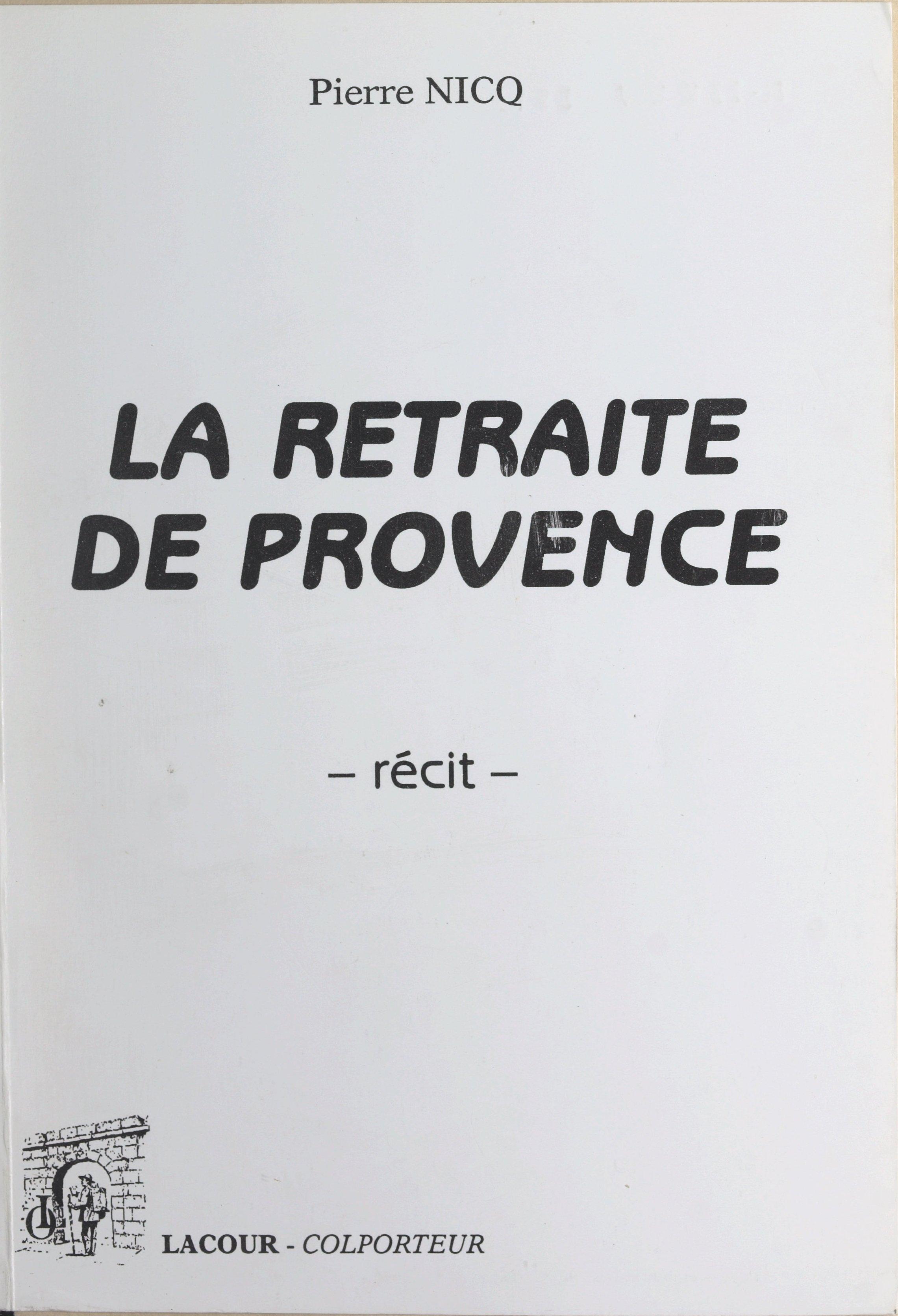 La retraite de Provence