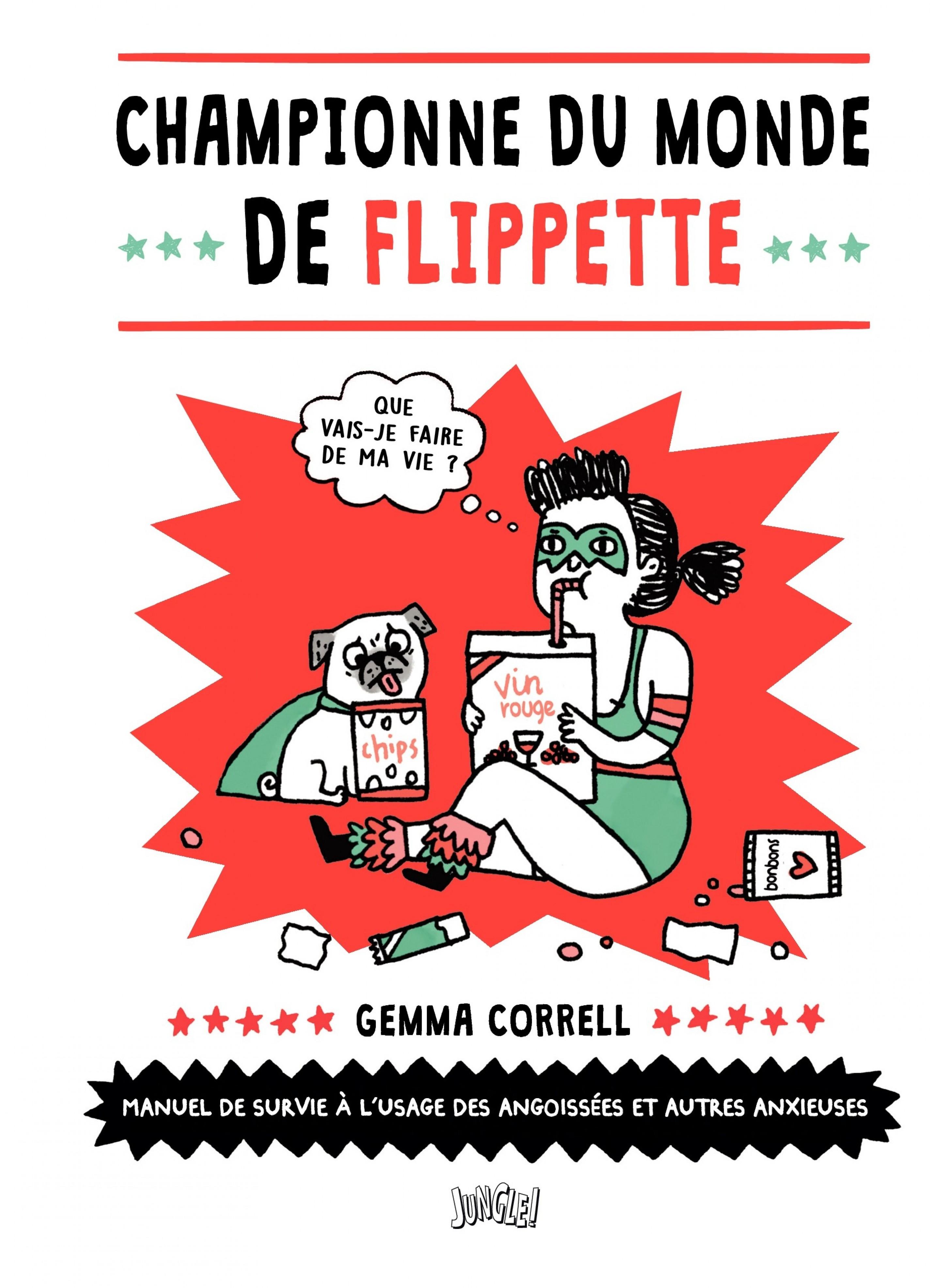 Championne du Monde de Flippette