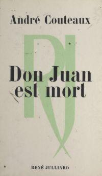 Don Juan est mort
