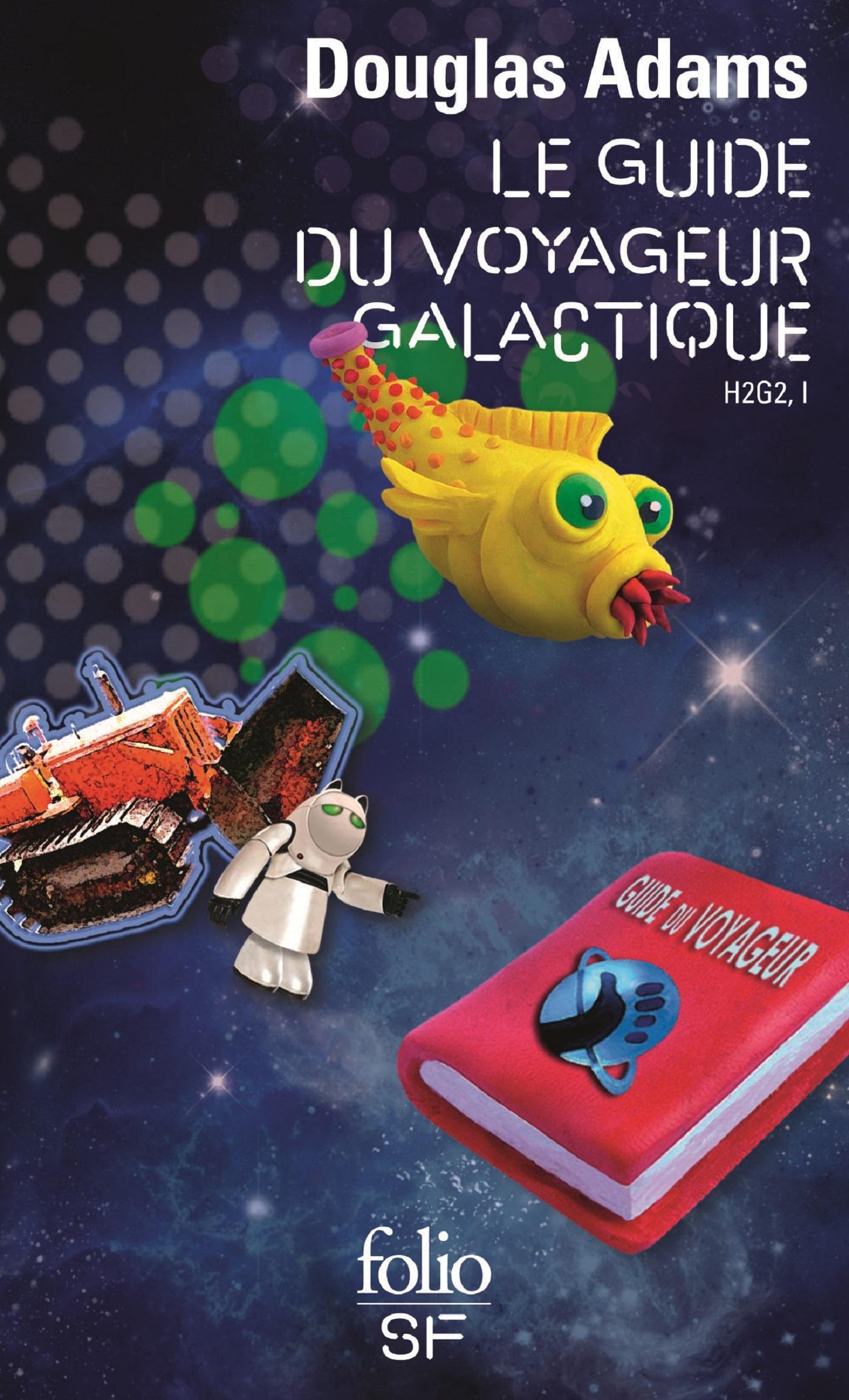 H2G2 (Tome 1) - Le Guide du voyageur galactique