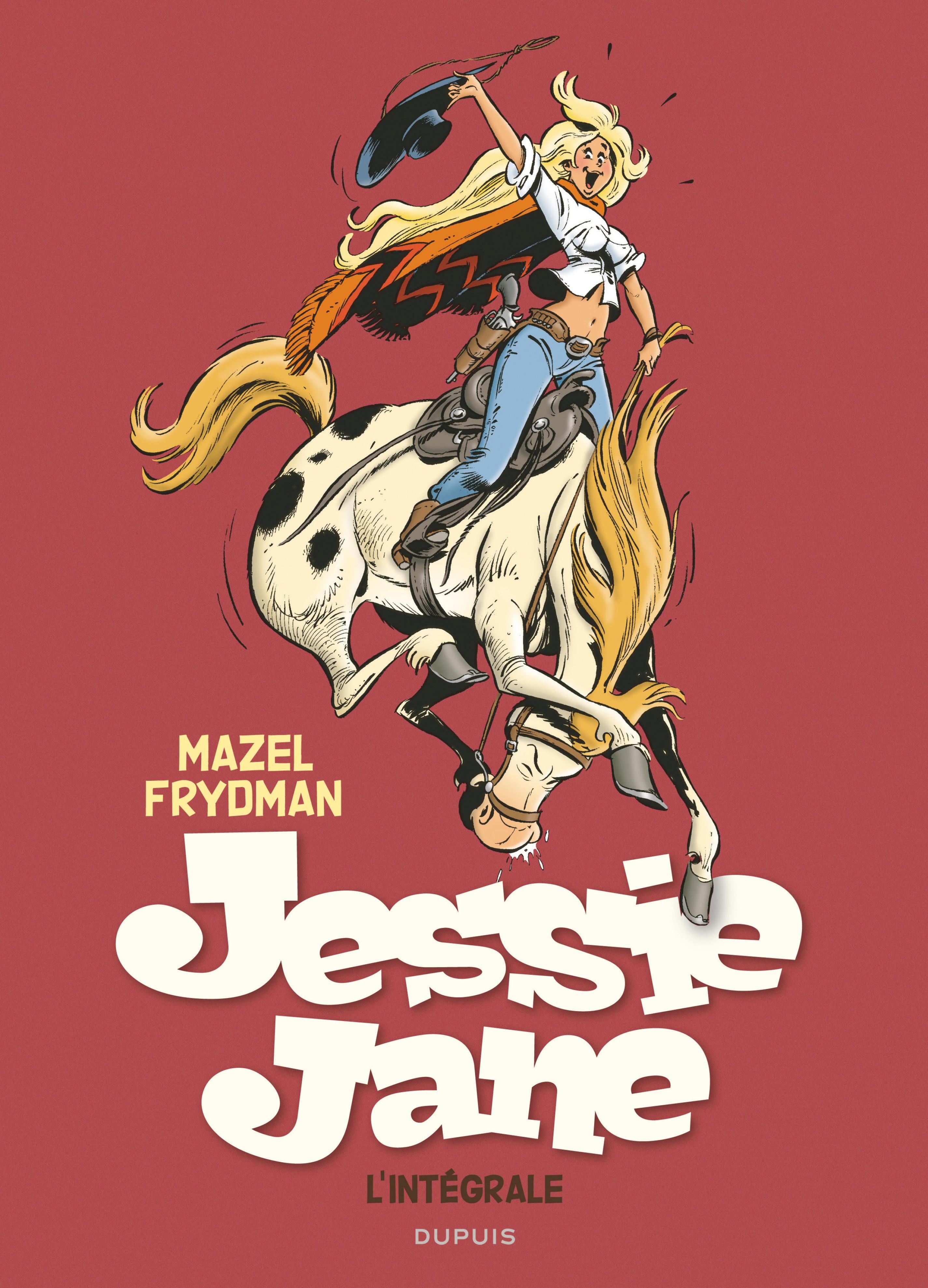 Jessie Jane - L'intégrale - Jessie Jane Intégrale