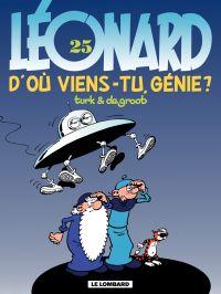 Léonard - tome 25 - D'où viens-tu, génie ?