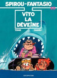 Spirou et Fantasio - Tome 43 - VITO-LA-DEVEINE