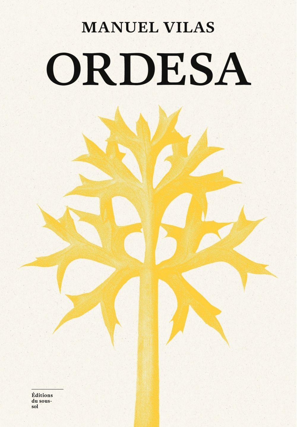Ordesa | Vilas, Manuel. Auteur