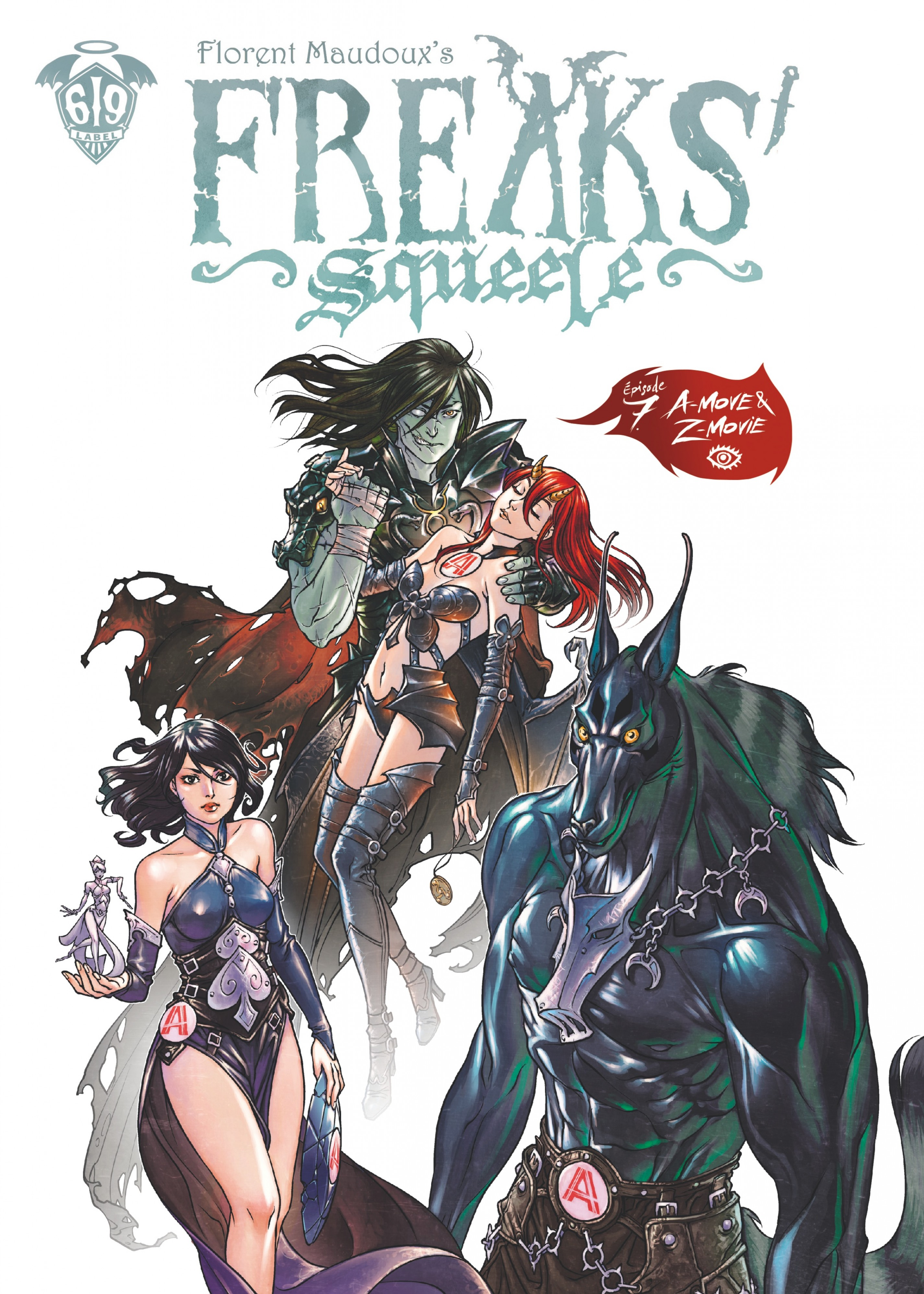 Freaks' Squeele - Tome 7 - ...