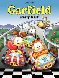 Image de couverture (Garfield - Tome 57 - Crazy Kart)