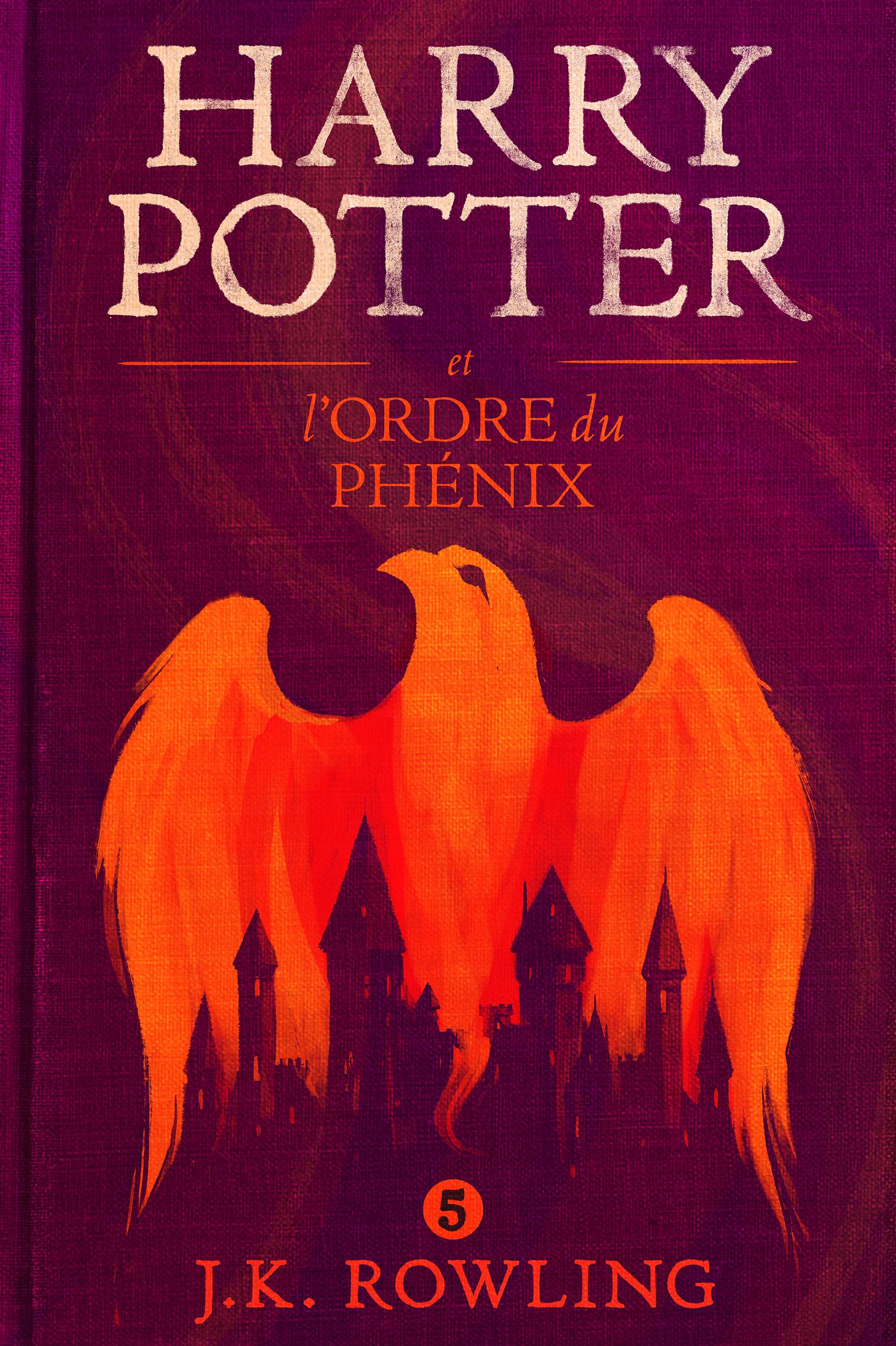 Harry Potter et l'Ordre du Phénix | Rowling, J.K.