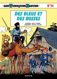 Les Tuniques bleues. Volume 25, Des bleus et des bosses