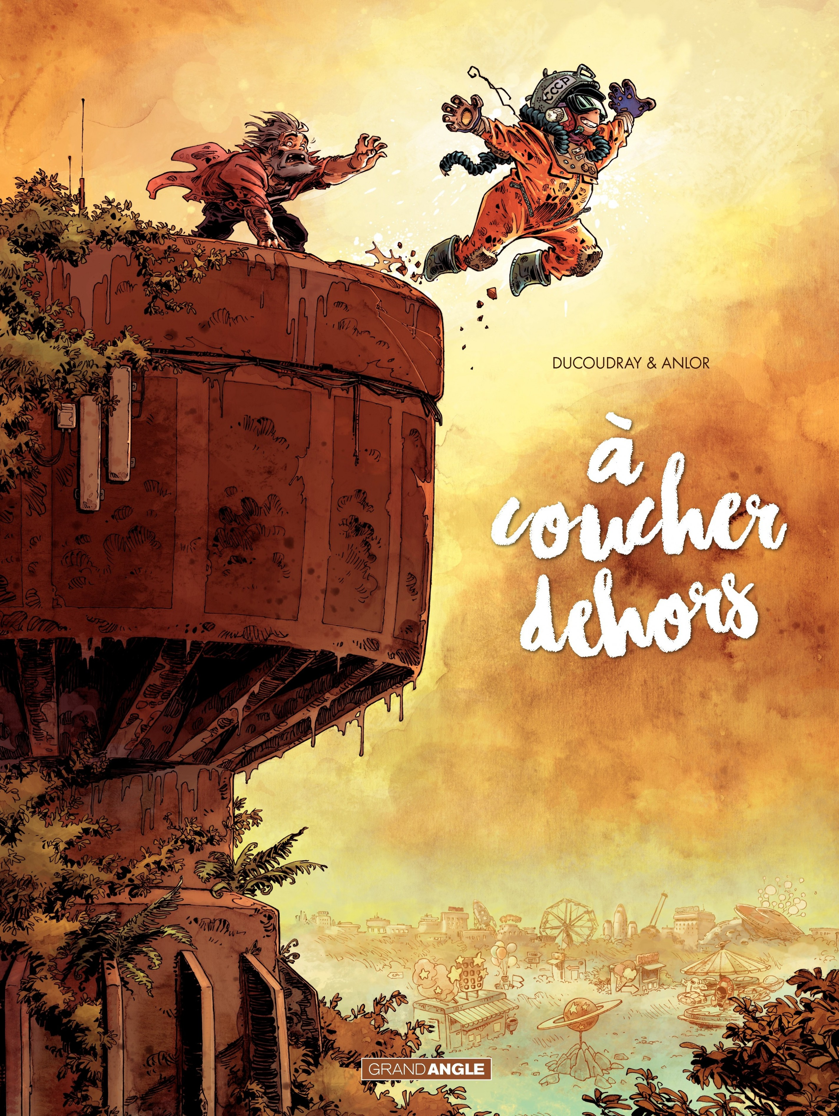 A COUCHER DEHORS - VOLUME 2 - T2