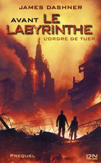 L'épreuve - tome 4 | DASHNER, James. Auteur