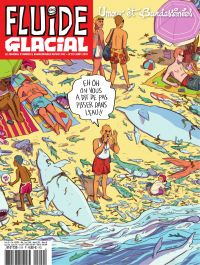 Magazine Fluide Glacial N°519