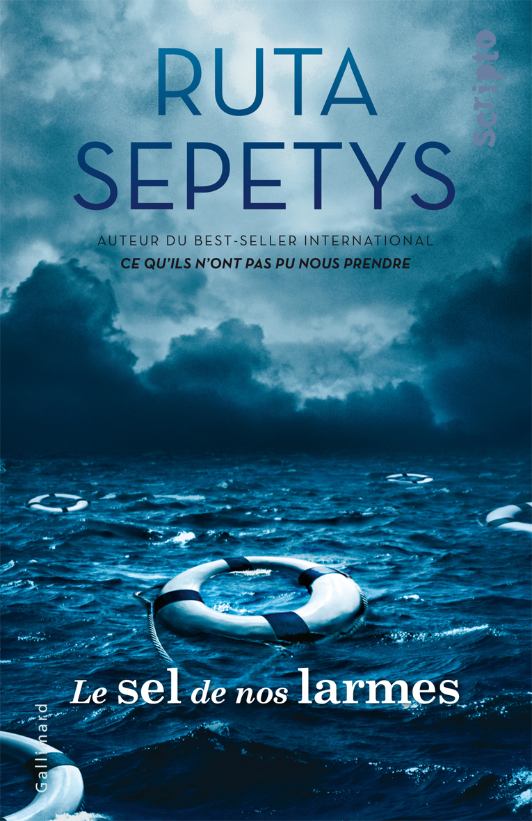Le sel de nos larmes | Sepetys, Ruta (1967-....). Auteur