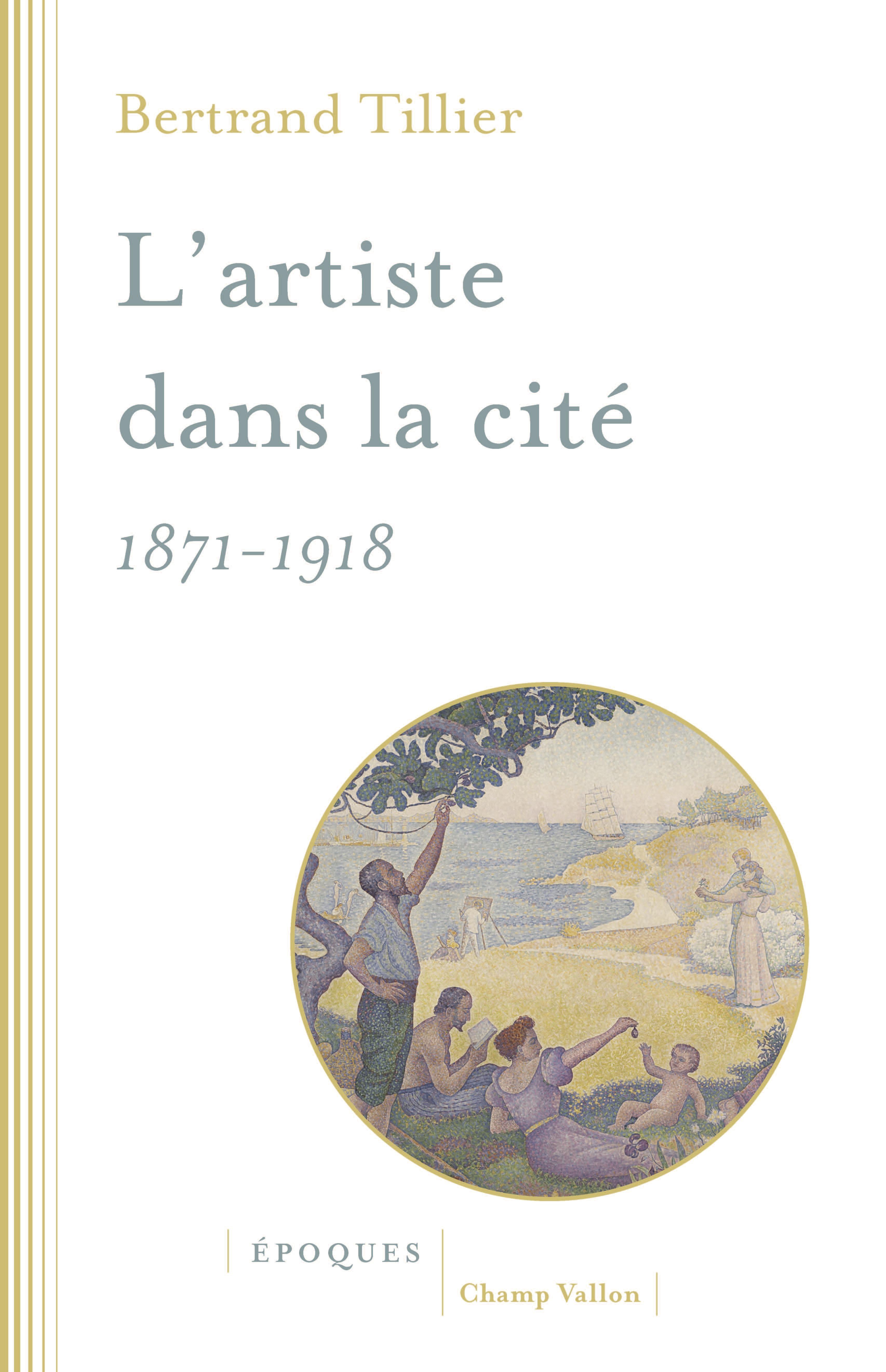 L'artiste dans la cité 1871...