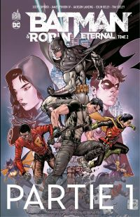 Batman & Robin Eternal - To...