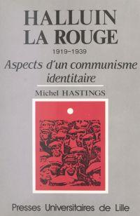 Halluin-la-Rouge : 1919-193...