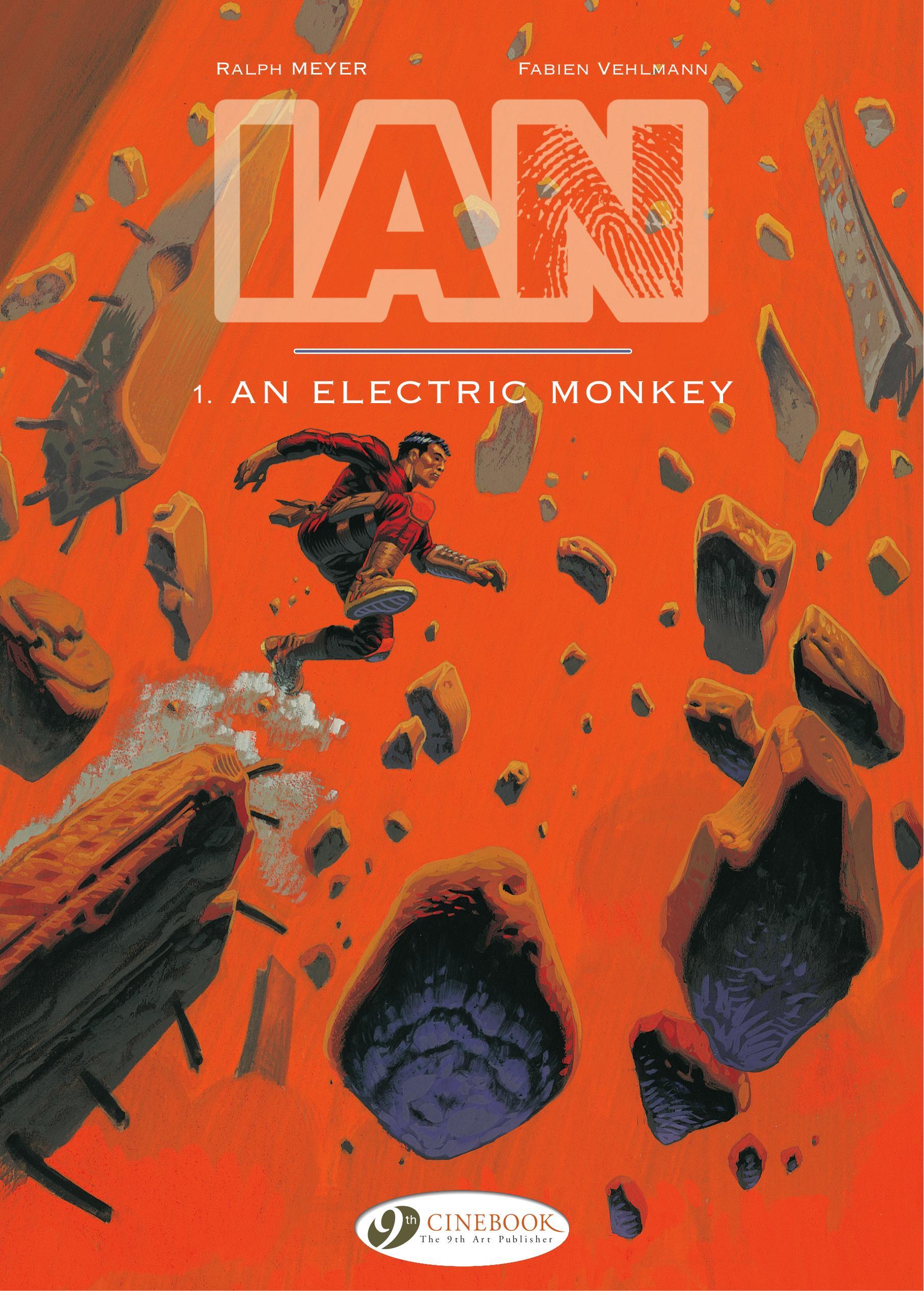 An electric monkey