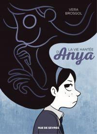 Image de couverture (La vie hantée d'Anya)