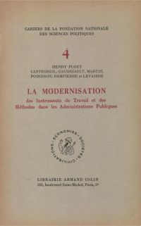 La modernisation des instru...