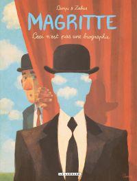 Magritte   Zabus, . Auteur
