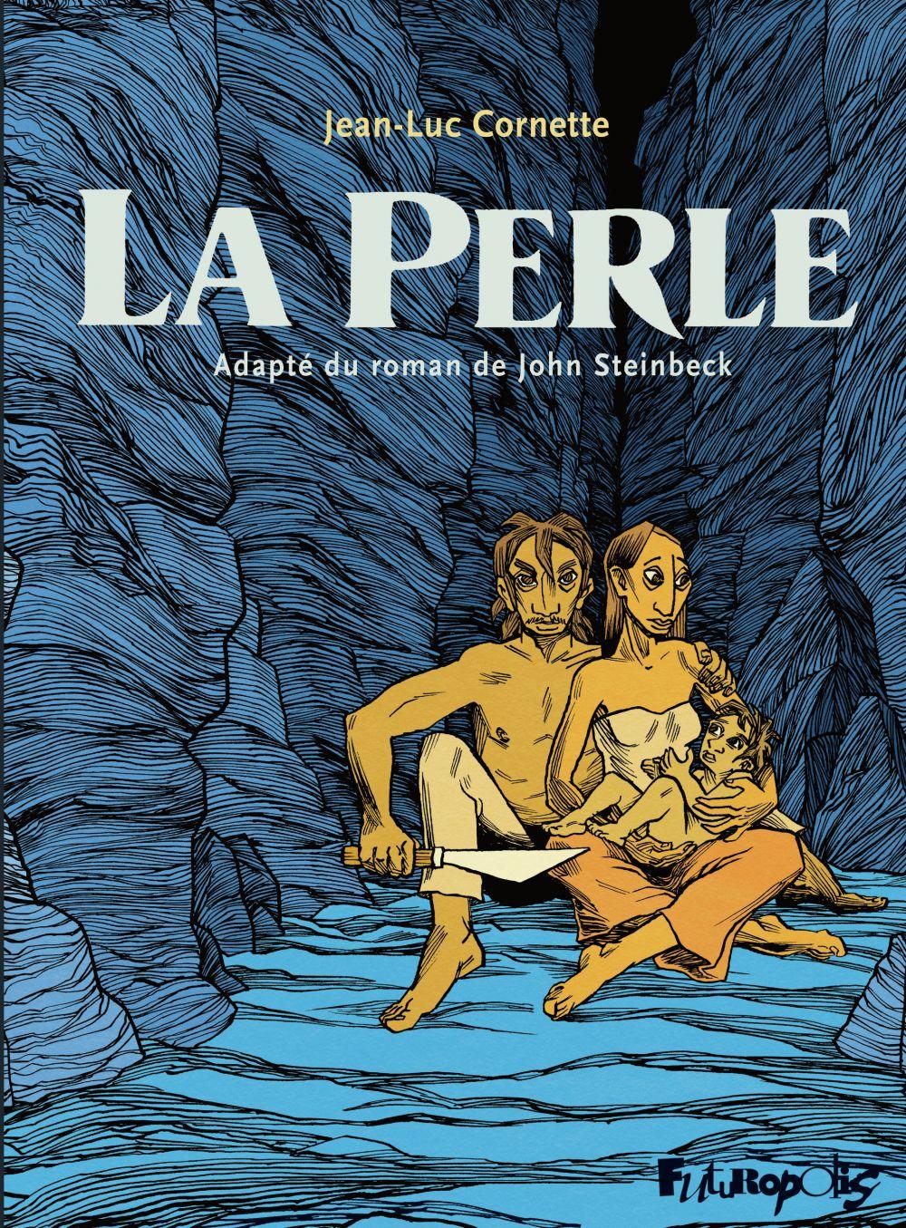 La Perle | Cornette, Jean-Luc (1966-....). Auteur