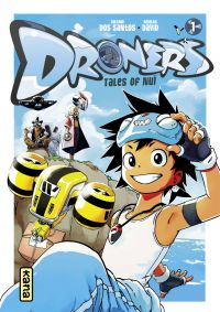 Droners - Tales of Nuï  - T...