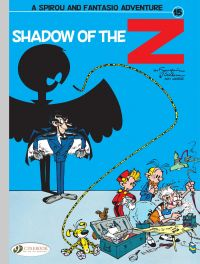 Spirou - Volume 15 - Shadow...