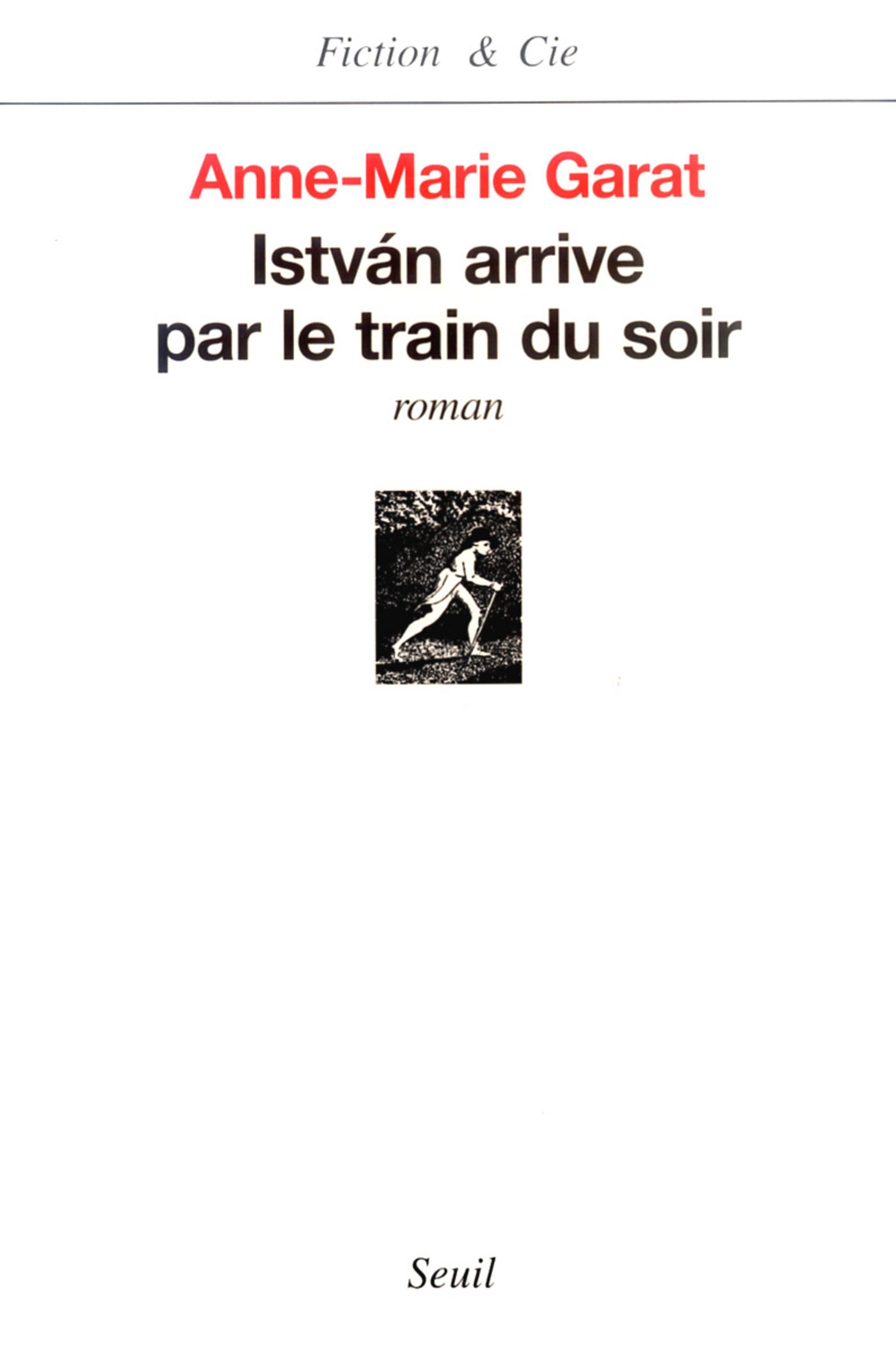 Istvàn arrive par le train du soir