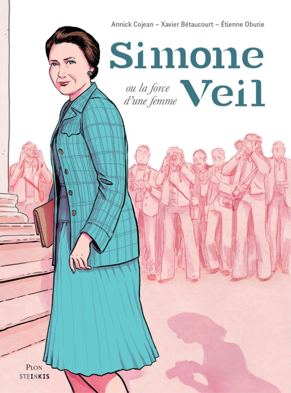 Simone Veil, la force d'une femme | Cojean, Annick. Auteur