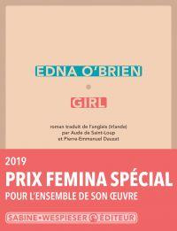 Girl | O'Brien, Edna. Auteur