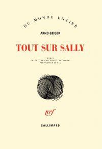 Tout sur Sally   Geiger, Arno