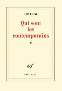Qui sont les contemporains (Tome 2)