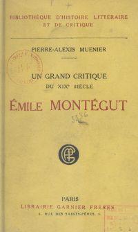 Émile Montégut