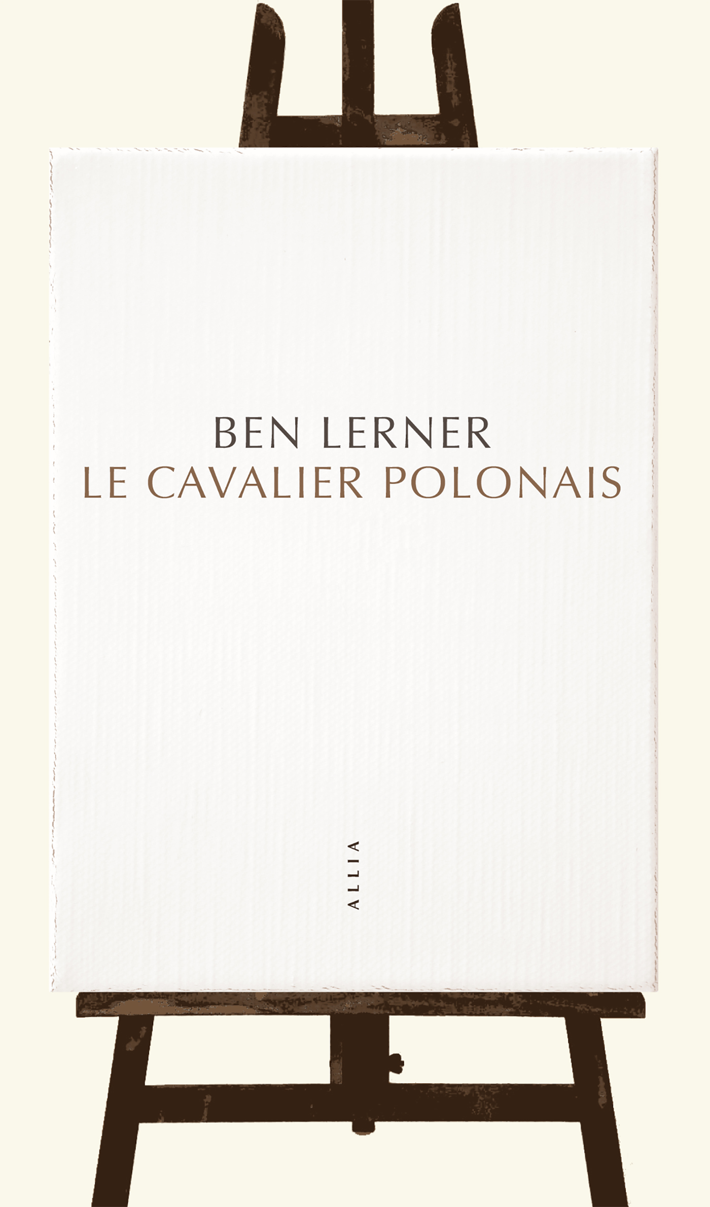 Le Cavalier polonais | LERNER, Ben