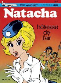 Natacha - tome 1 - Natacha,...