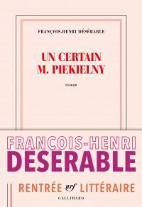 Un certain M. Piekielny | Désérable, François-Henri. Auteur