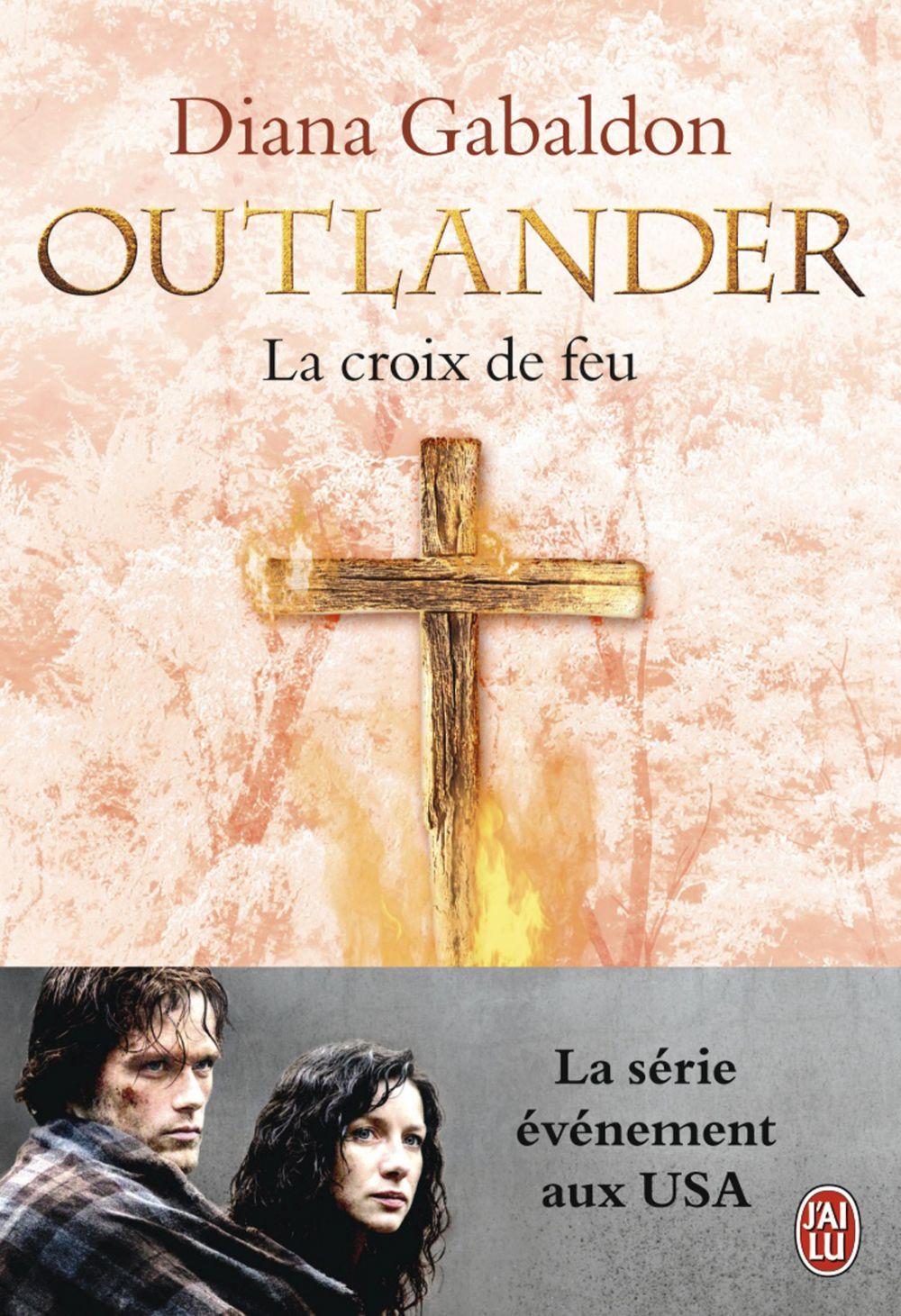 Outlander (Tome 5) - La croix de feu |